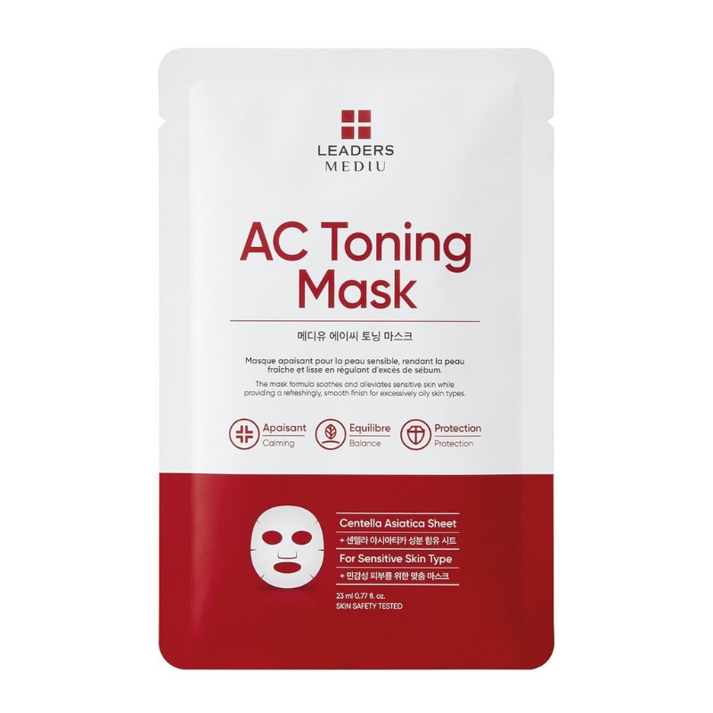 LEADERS Insolution AC Toning Mask