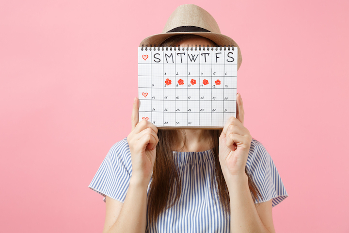 Period Self-Care: 4 Tips For Your Mind, Body, and Skin During the Worst Time of the Month