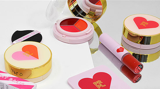 Valentine's K-beauty