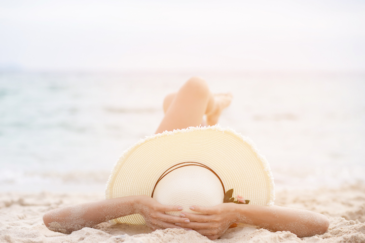 4 Simple Ways You Can Give Your Skin a Vacation, Too