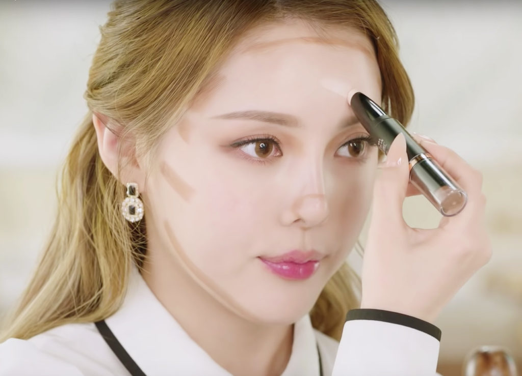 Afraid to Shade? Pony's Korean Contouring Tutorial May Change Your Mind