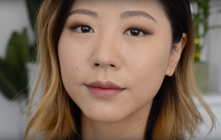 This Is How You Slay Your Daily Monolid Makeup Look with K-Beauty