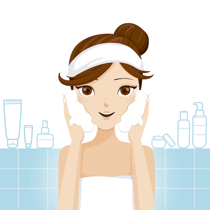 Taking It Off 101: All the Different Types of Cleansers & How to Use Them