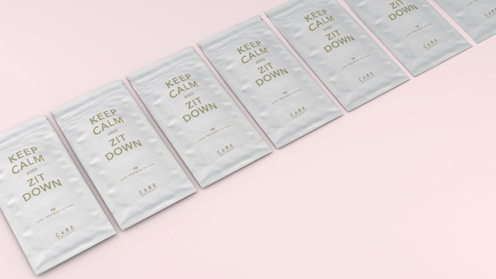Say Hi to the Next Gen of Acne Patches: Care Bare Beauty Acne Patch
