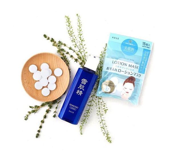 Why You Need to Know Japanese Skincare Brand Sekkisei