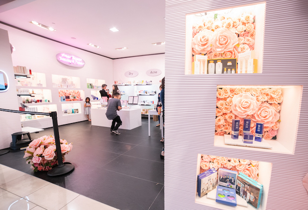Beautytap at Bloomingdale's Is Officially Open! (Check Out All the Photos)
