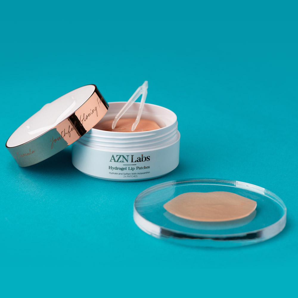 AZN Labs Hydrogel Lip Patches