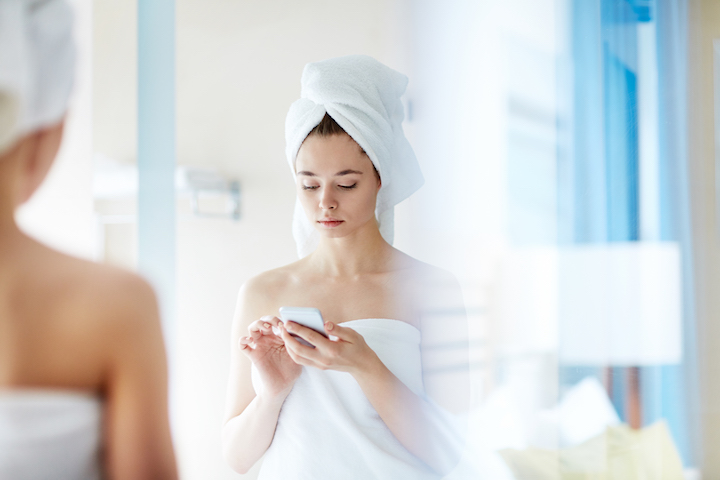 Would You Text a Beauty Brand Your Skincare Questions?