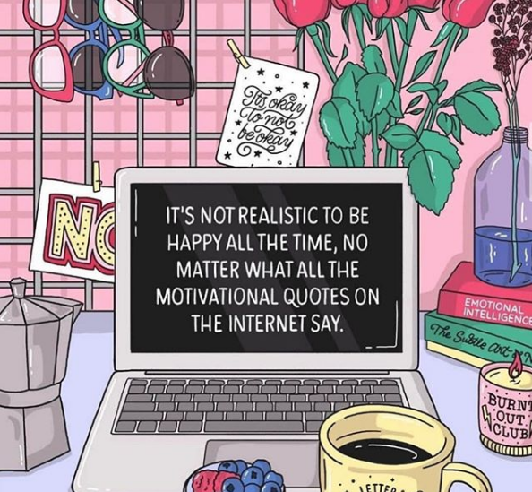 The Best Self-Care Memes on Instagram