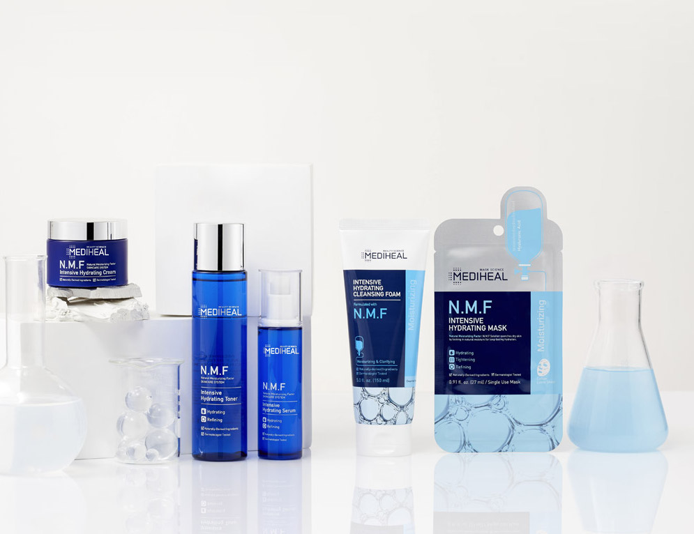 Maximum Moisture? A Look at Mediheal N.M.F. Intensive Hydrating Cleanser and Cream