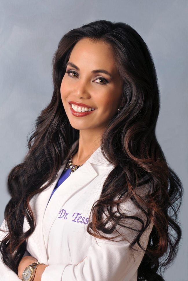 Picture of dermatologist Dr. Tess
