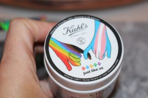 Kiehls gay pride cream