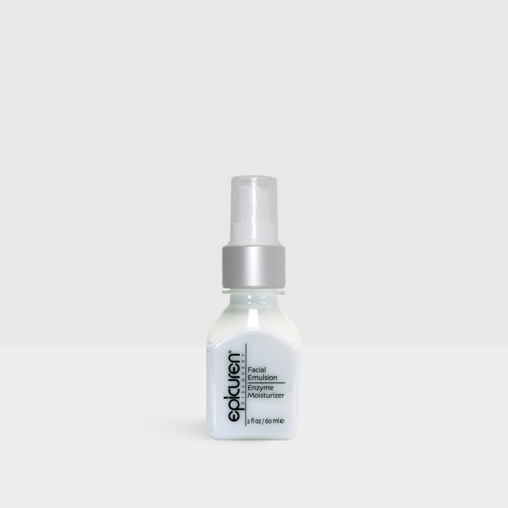 Epicuren Discovery facial enzyme emulsion product