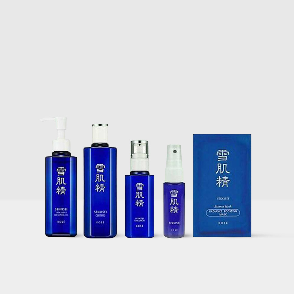 Sekkisei Skincare Lovers Set