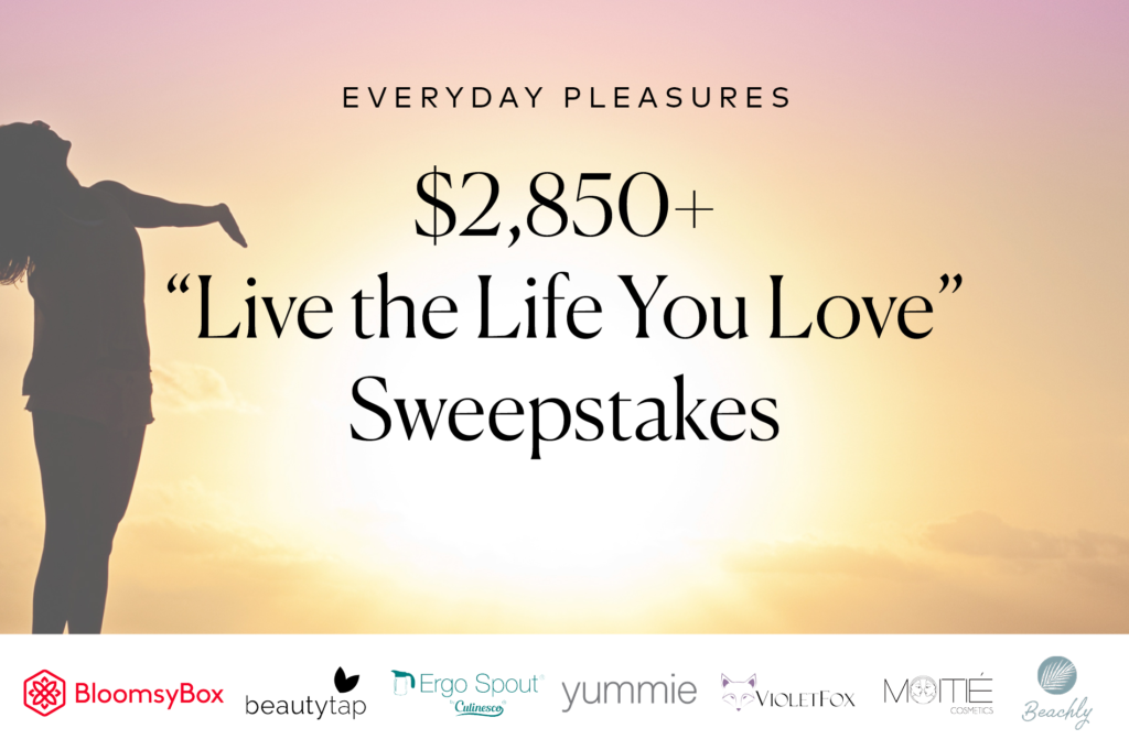 This Is The Sweepstakes You've Been Dreaming Of