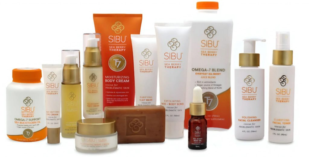 Sibu's Sea Buckthorn Oil For Your Skin and Health – Why Wellness Leaders and Celebrities Tout This Ultra Healing Berry