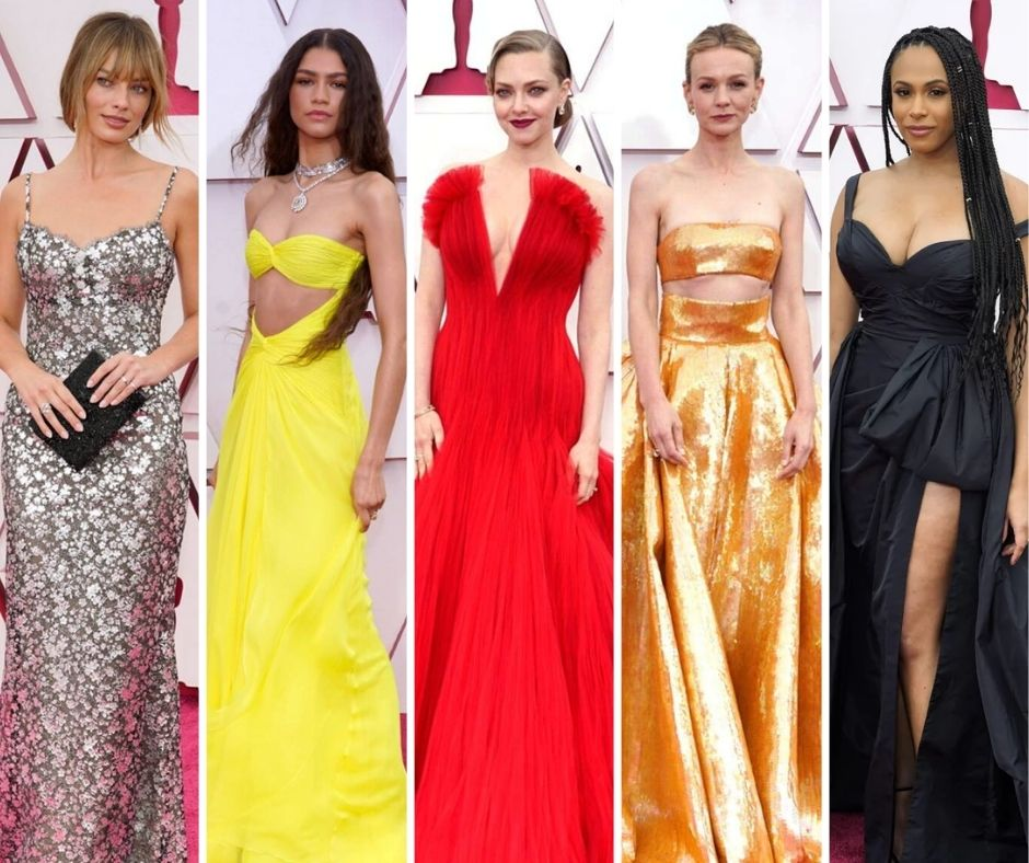 Top 7 Oscars 2021 Beauty Trends To Try Right Now