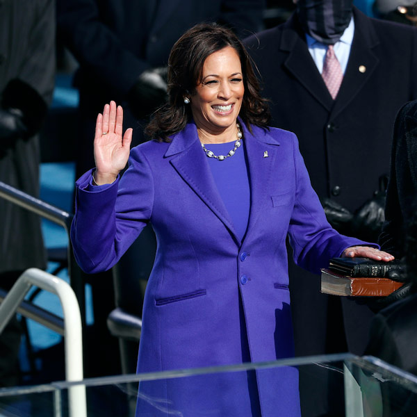 How To Get Vice President Kamala Harris's Hairstyle – According to Celebrity Hairstylist Larry Sims
