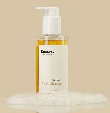 Knours - Your Only Facial Cleanser