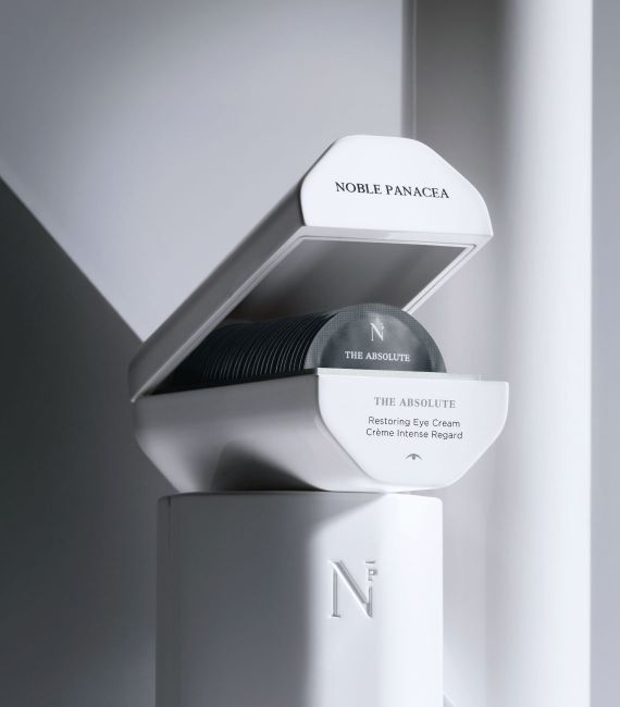 Noble Panacea The Absolute Collection Restoring Eye Cream