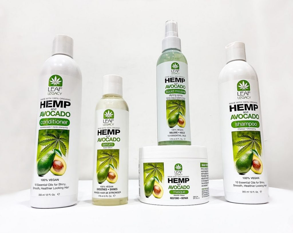 Leaf Legacy Hair Collection