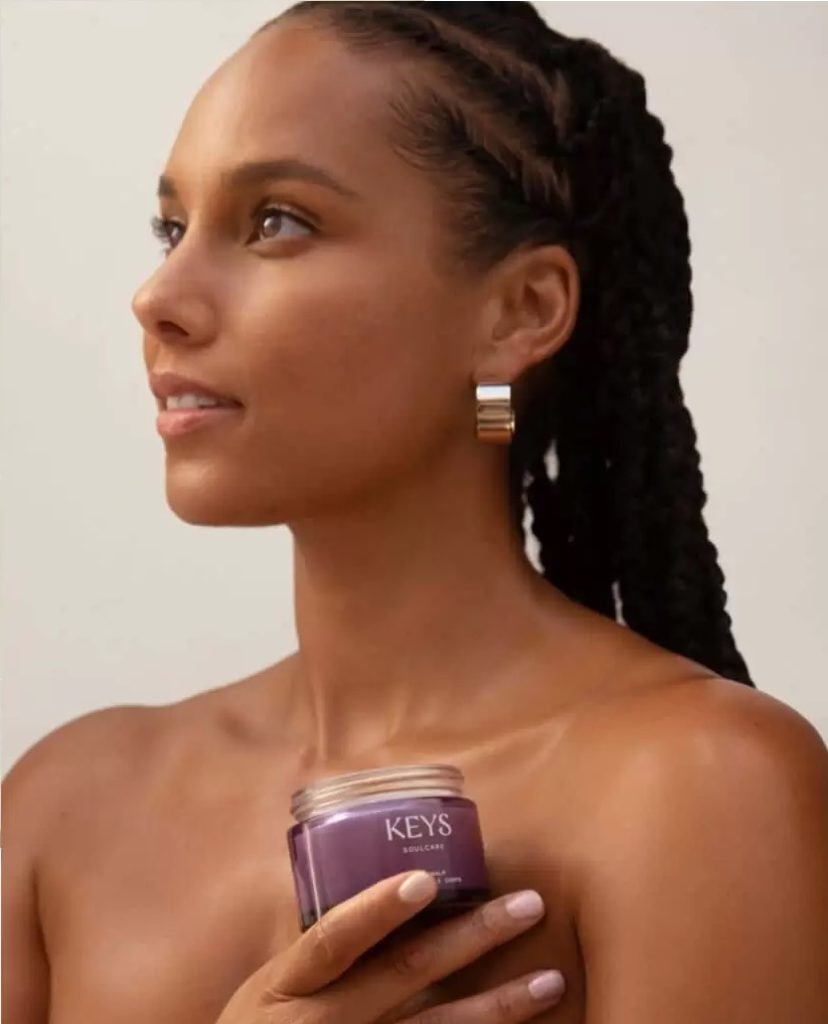 Alicia Keys Just Dropped Two New Body Products and We Can't Get Enough of Them