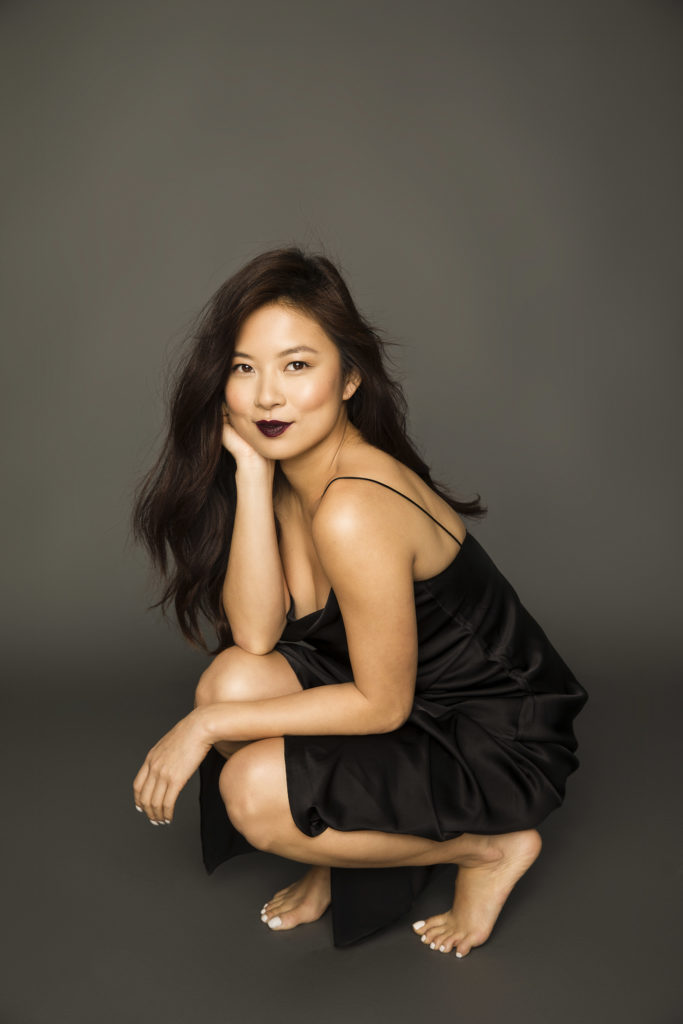 Christine Ko of FXX's Hit Series DAVE Spills Her Secrets For Brighter Eyes and Glowing Skin
